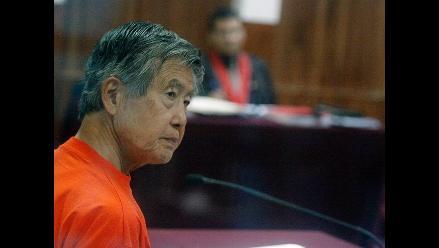 Fujimori apela resolución que rechazó pedido para anular condena