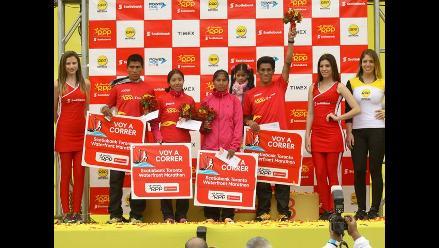 Maratón RPP Scotiabank 2015: Conoce los premios que entregará a los ganadores