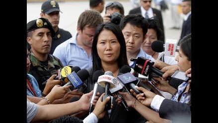 Keiko Fujimori: Negar participación de Petroperú anuncia fin del nacionalismo