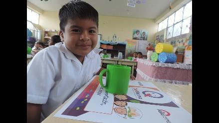 Áncash: unos 11 mil escolares no reciben desayuno de Qali Warma