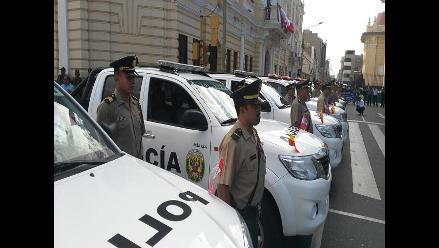 Lambayeque: anuncian compra de 150 patrulleros más para las comisarías