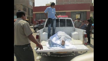 Chiclayo: hallan cuerpo sin vida de un hombre en carretera a Monsefú