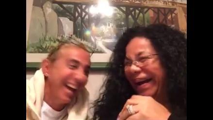 Facebook: Natalia Málaga y Eva Ayllón se unen en divertido video