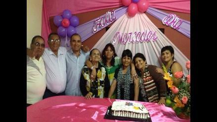 Con misa de salud celebran los 100 años de dama chiclayana