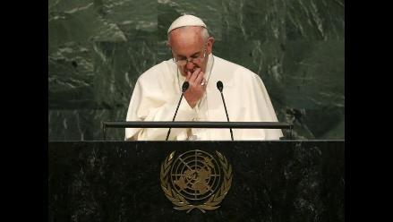 Francisco dice no a países con privilegios en la ONU