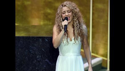 Shakira: así fue su presentación en las Naciones Unidas