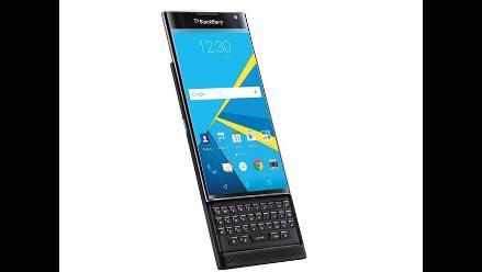BlackBerry anuncia oficialmente su nuevo móvil con Android
