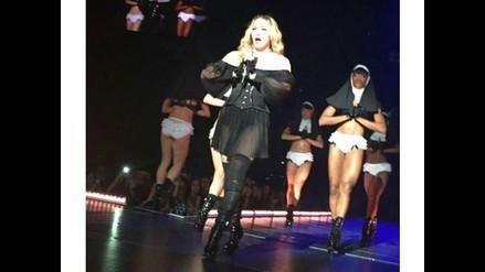 Madonna dedica canción al Papa