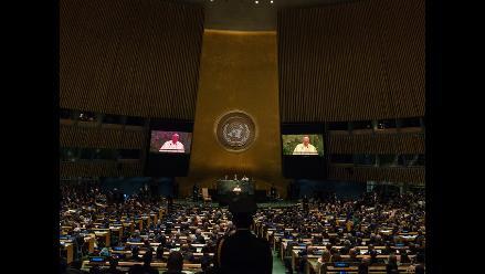 ONU: Líderes mundiales aprueban los Objetivos de Desarrollo Sostenible