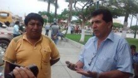 Chimbote: transportistas rechazan fiscalización electrónica