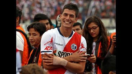 Deportivo Municipal: Iván Bulos está casi listo para volver a las canchas