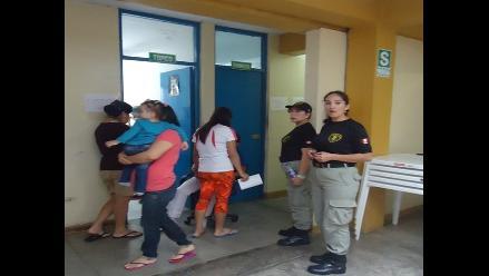 Chiclayo: internas de penal son beneficiadas con jornada médica