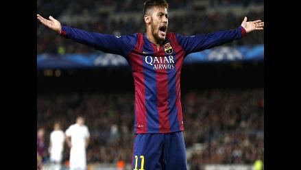 Justicia brasileña realizó millonario embargo a Neymar
