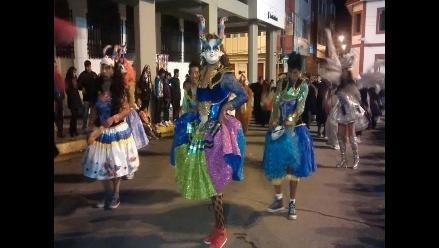 Puno: realizan concurso de danzas autóctonas por aniversario de la UNA