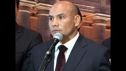 Joaquín Ramírez: Ayudaremos a este gobierno a terminar su gestión