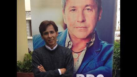 Hugo Apaza ofrecerá segundo tributo a Ricardo Montaner