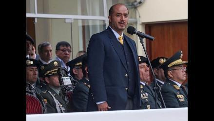 Pérez: El servicio policial es incompatible con la seguridad privada