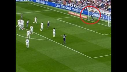 Real Madrid vs. Málaga: Keylor Navas se luce con espectacular atajada