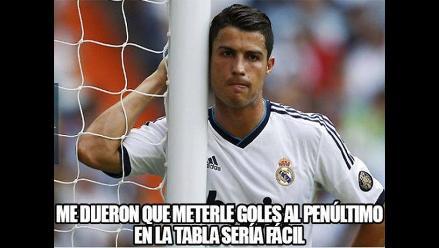 Real Madrid es víctima de los mejores memes tras empate ante el Málaga