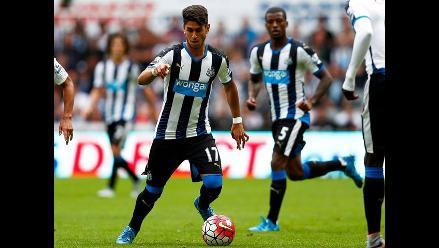 Youtube: Ayozé Pérez marcó un gol sensacional en el Newcastle-Chelsea