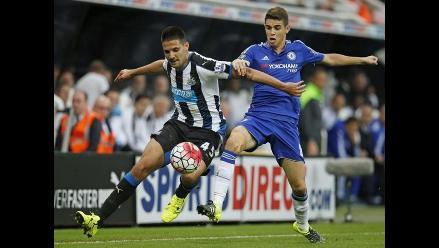 Chelsea vs. Newcastle: equipo de José Mourinho apenas logró empatar 2-2
