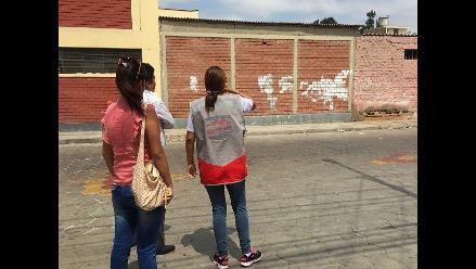 El Niño: reportan 450 colegios en riesgo por lluvias en Chiclayo