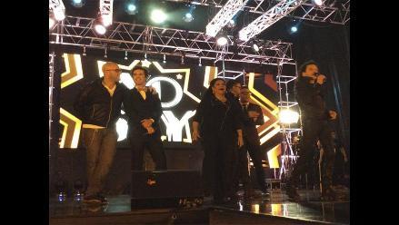 Entrenadores de La Voz Perú se presentaron en final de Yo Soy