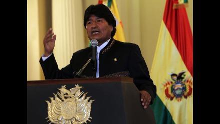 Evo Morales insiste en buscar el diálogo con Chile sobre demanda marítima