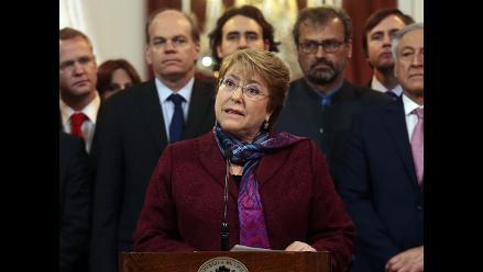 Bachelet defiende decisión de presentar objeción ante CIJ por caso Bolivia