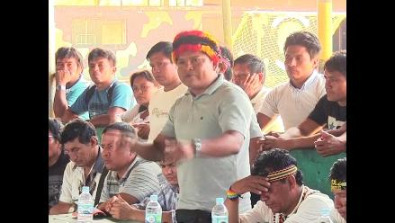 Loreto: Comunidades nativas no están en contra de explotación petrolera