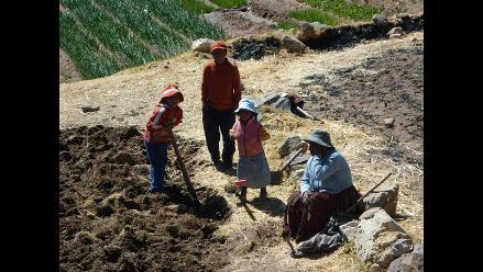 Ayacucho: comuneros realizarán protesta por falta de agua de riego