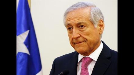 Chile: Canciller admite que posibilidad en objeción a la CIJ era limitada