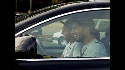 Así luce Messi después de romperse los ligamentos en el Barcelona - Las Palmas