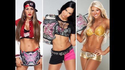 WWE: las Divas más recordadas en la historia