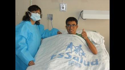 Lambayeque: EsSalud realizó exitoso trasplante renal de donante vivo