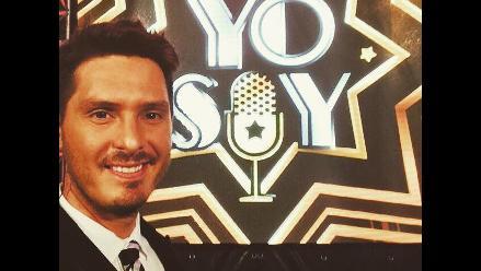 Yo Soy: Cristian Rivero fue felicitado por ser papá