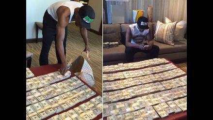 Floyd Mayweather: ¿cuánto dinero lleva en el bolsillo?