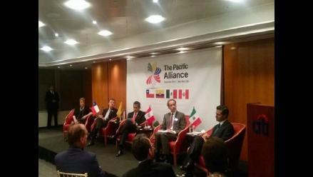 Humala y presidentes de Alianza del Pacífico se reunieron en Nueva York