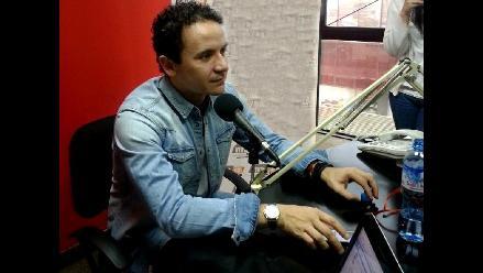 Fonseca felicita a hija de Gian Marco