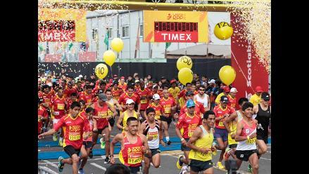 Maratón RPP Scotiabank 2015: Cierre de inscripción se aplazó para el martes