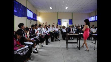 El Niño: 400 mil alumnos iniciaron clases de sábados en La Libertad