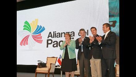 Alianza del Pacífico: Los presidentes se reunieron con inversionistas