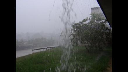 Senamhi: se incrementarán vientos y lluvias en la sierra central y sur