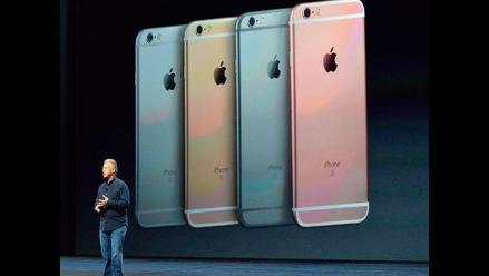Apple vendió más de 13 millones de iPhone 6S en solo un fin de semana