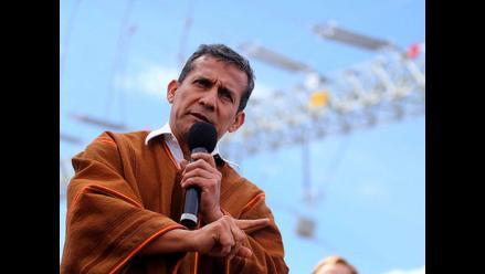 Humala: Gobierno estará atento a las acciones de exterroristas liberados