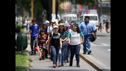 Lima gozará de brillo solar desde este martes, según Senamhi