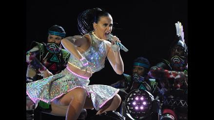 Rock in Río: Katy Perry cerró el festival con colorido show