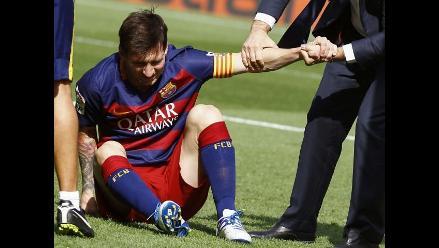 Lionel Messi: Así será su recuperación semana por semana
