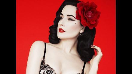 Dita Von Teese: 10 datos de la sensual reina del burlesque