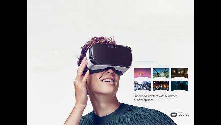 El nuevo Samsung Gear VR estará disponible para smartphones